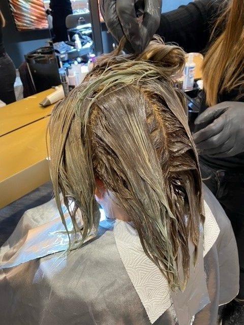 Haarfarbkorrektur Hannover